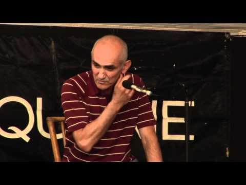 Byron Bay Writers Festival 2011: Paul Kelly in conversation with David Leser- part 2