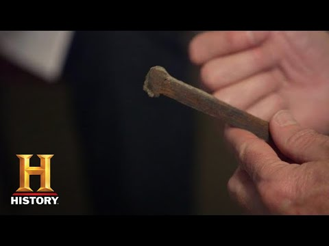 The Curse of Oak Island: EXCITING SCAN RESULTS Reveal Iron Spike Secrets (Season 7) | History