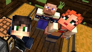 С РОДИТЕЛЯМИ В МАЙНКРАФТ :)) Выживание в Майнкрафте с Мамой и Папой. Minecraft PE 0.15.0 на Телефоне