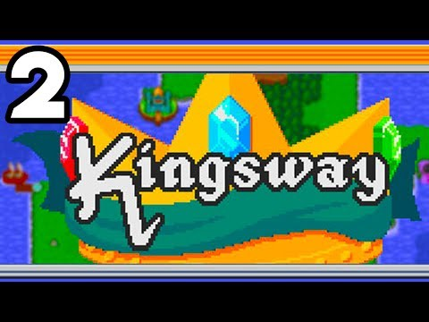 THE DEPTHS OF AN OS   Kingsway Gameplay / Let's Play #2
