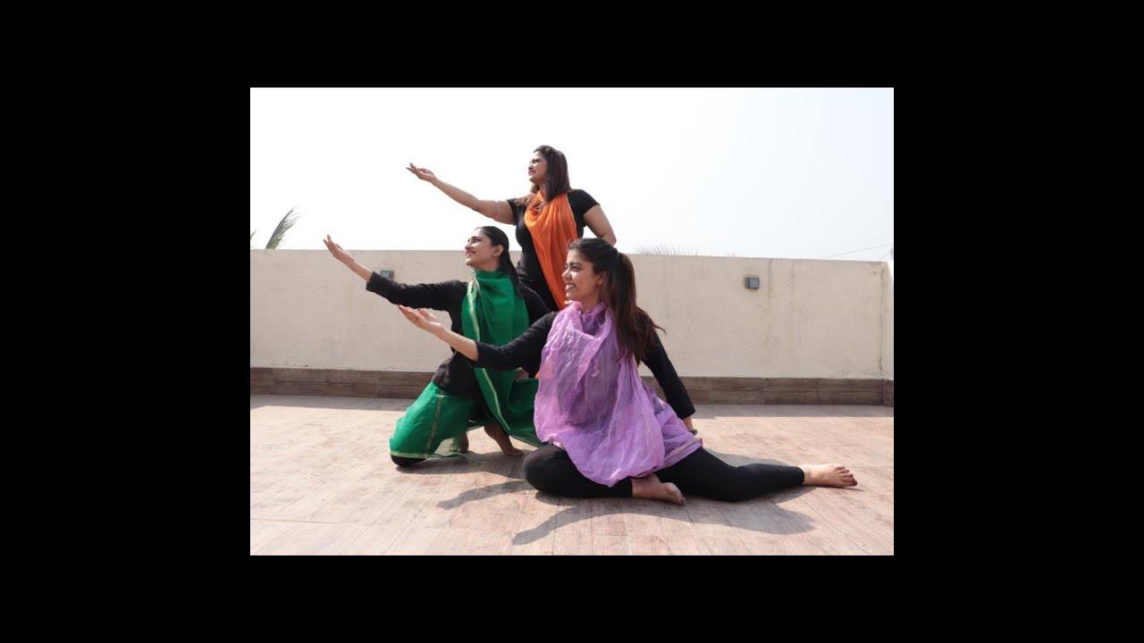 Barso x Chalo Chalein | Contemporary Freestyle Routine | Euphoria Studio, Pune