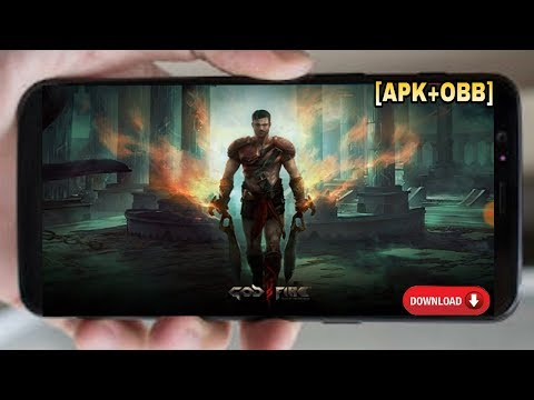 Download Godfire Rise Of Prometheus Game For Android [ APK+OBB ] | Best Action & Fighting Game