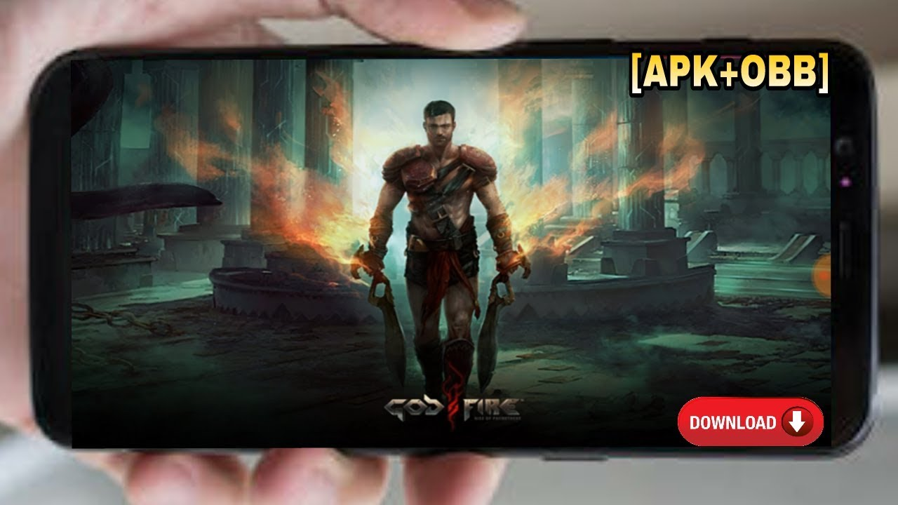 Download Godfire Rise Of Prometheus Game For Android [ APK+OBB ] | Best Action & Fighting Game  #Smartphone #Android