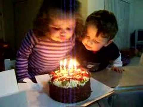 Keep Blowing Those Candles