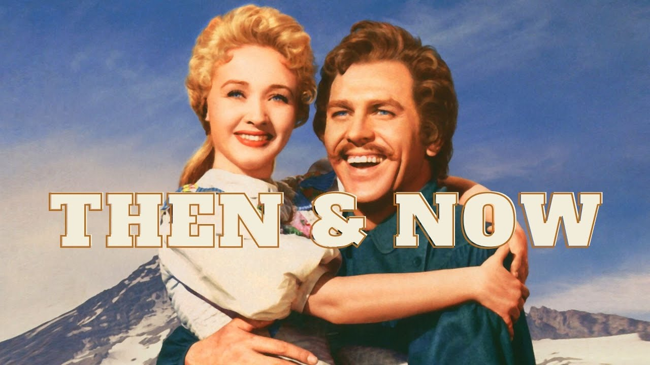Download Seven Brides for Seven Brothers (1954) - Then and Now (2021)