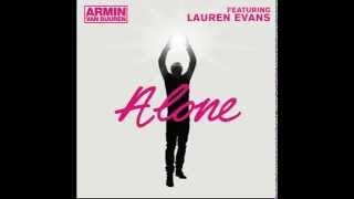 Armin Van Buuren feat Laura Evans - Alone (Thomas Newson Radio Edit)
