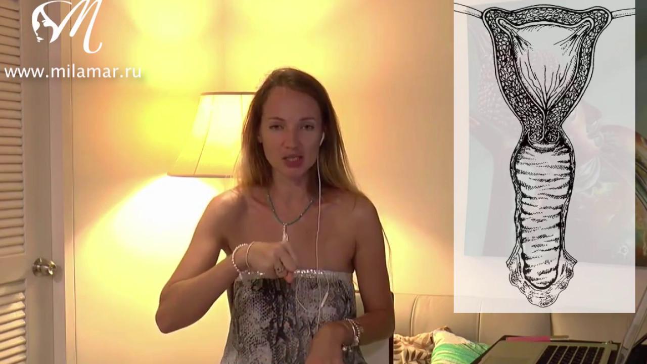 Тренировка вагинальных мышц видео