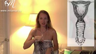 Тренировка интимных мышц, Мила Туманова