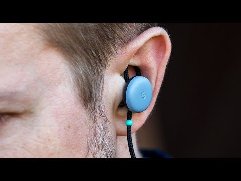Google Pixel Buds: AI-powered headphones