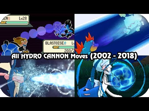 Pokemon Go: Community Day Swampert will learn Hydro Cannon
