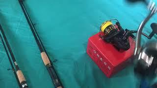 Inshore Saltwater fishing Gear Shimano Daiwa Tica
