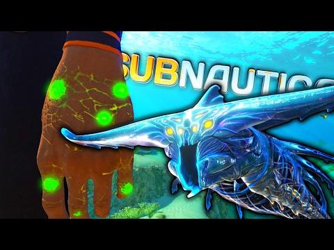 Subnautica - GHOST LEVIATHAN, LOST RIVER BASE UPDATE, WARPER ORIGINS & CARAR BACTERIA ( Gameplay )