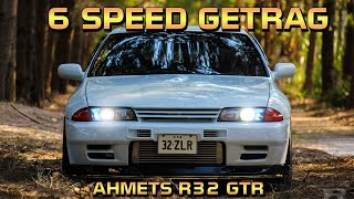 700hp R32 GTR Getrag Review Ahmet E