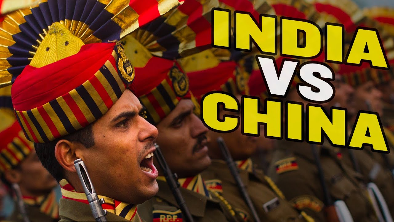 India MUST Face Off with China's Military, says Retired Indian Major