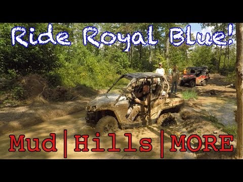 Ride Royal Blue!!! Day 1: Part 1|