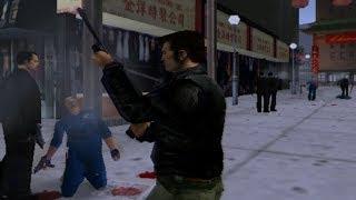 GTA III | (7) | Triadas -Nicko GEX.