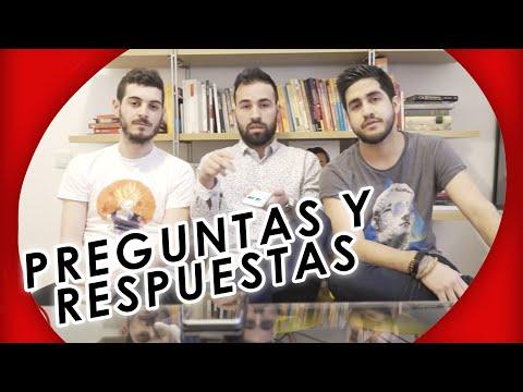 PREGUNTAS Y RESPUESTAS | ANTON Y DANTE