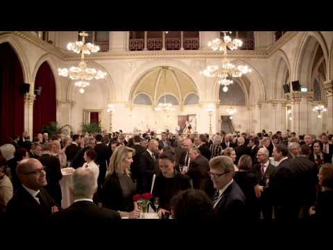 Gala Dinner At The 6th Global Peter Drucker Forum 2014 In Vienna, Austria