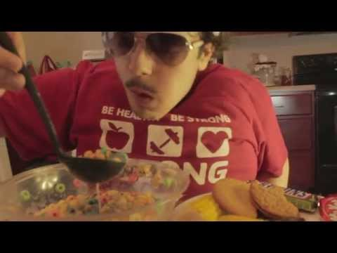 Fat Jesus - Meal Time (Slim Jesus Drill Time Parody)