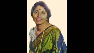 """Prabha Atre - """"Tan Man Dhan Tope Varan"""" - Raga Kalavati (ektaal)"""