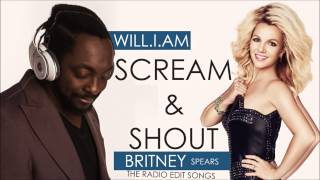 will.i.am - Scream & Shout ft. Britney Spears (Radio Edit)