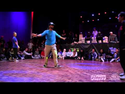 Nothing But Flavor -  FINAL - All Stylez 2vs2 (Bonnie & Clyde)