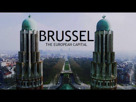 Belgium - Brussel in one minute | Panasonic Lumix Lx100 | 4K