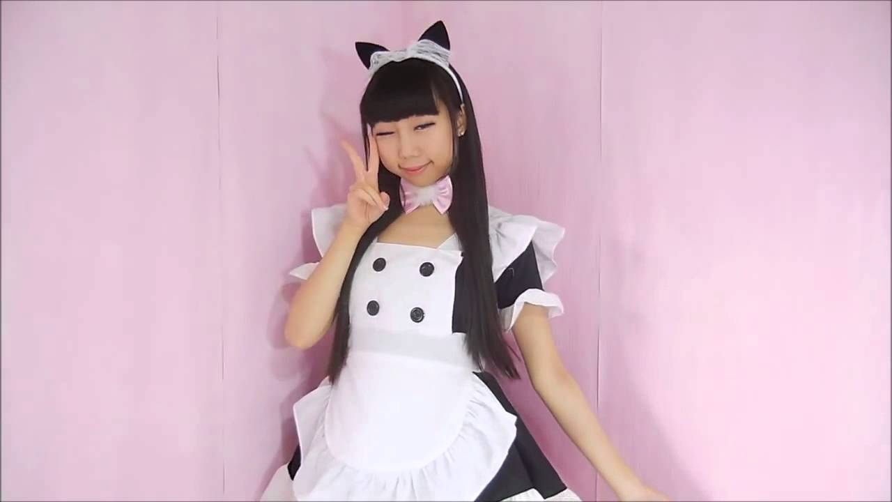 Kawaii Anime Cosplay Diy How To Make Neko Maid Cafe Costume