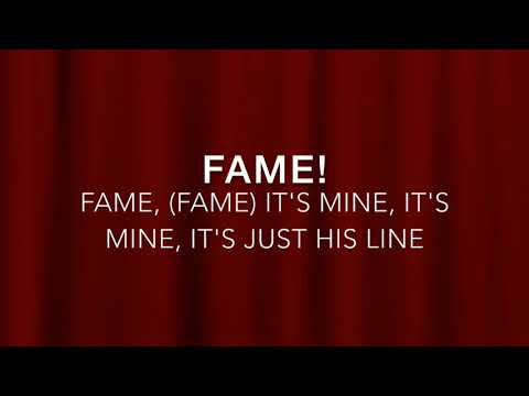 David Bowie - Fame (Lyric Video)