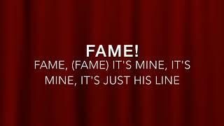 David Bowie - Fame (Lyric Video)
