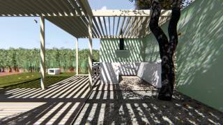 Bod - Backyard Pergola Design