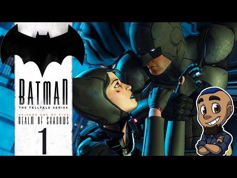 BATMAN: THE TELLTALE SERIES | Episode 1 Gameplay Walkthrough | Part 1 (Catwoman)