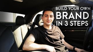 Want to Make A LOT OF MONEY Online? Build Your Own Brand! (3 Simple Steps)