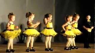 2012 Linda faulkners dance recital 5-19-12