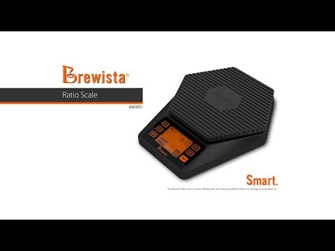 Brewista® Ratio Scale Demonstration Video