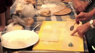 Кулинарный мастер-класс по пасте от Юлии Дьяченко