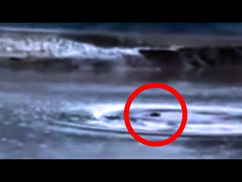 Loch Ness Monster Spotted Emerging From Lake In Creepy Video