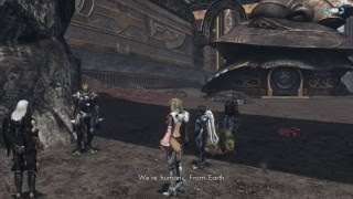 Xenoblade Chronicles X Affinity Mission - Ga Jiarg 2 - Lionhearted (Part 1) - ENGLISH