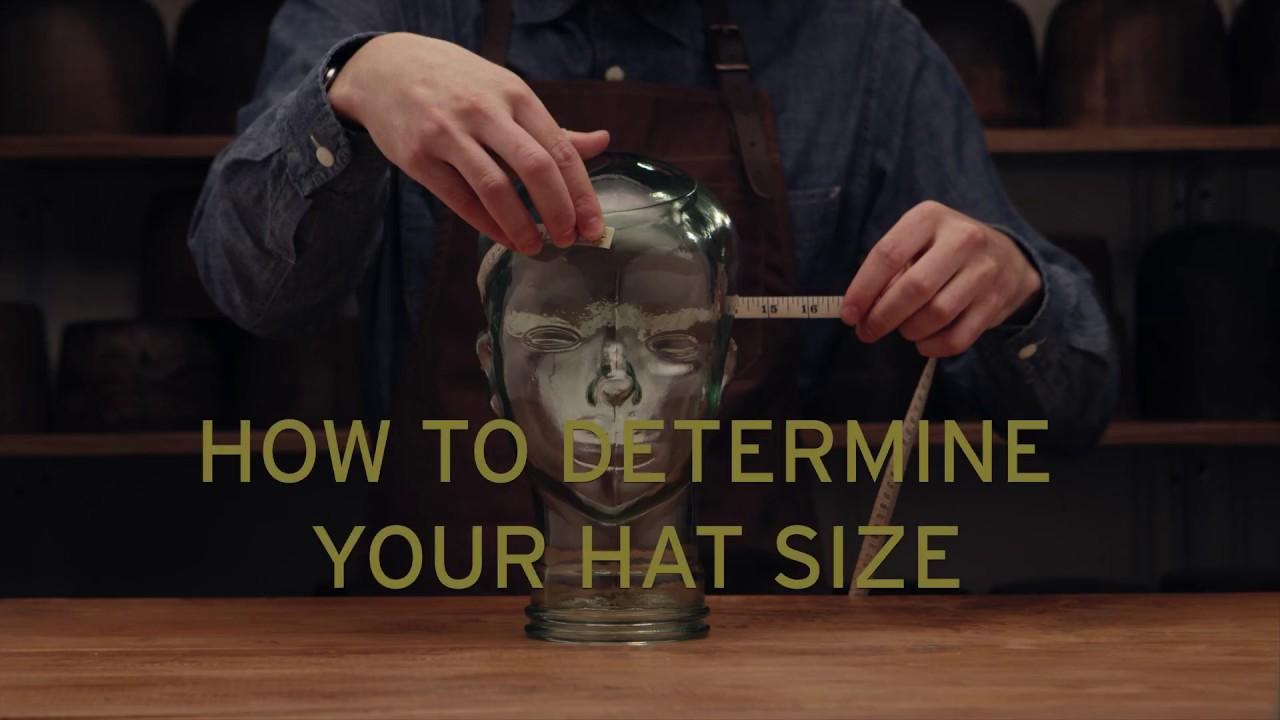 am besten verkaufen wo zu kaufen verschiedenes Design Stetson Education: How to Determine Your Hat Size – Stetson
