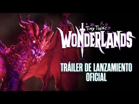 Tiny Tina's Wonderlands - Tráiler de lanzamiento oficial