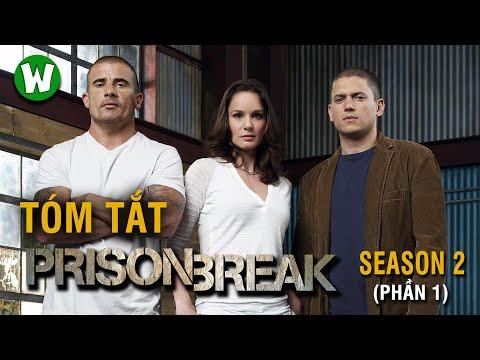 Tóm tắt Prison Break (Vượt ngục) | Season 2 (Part 1)
