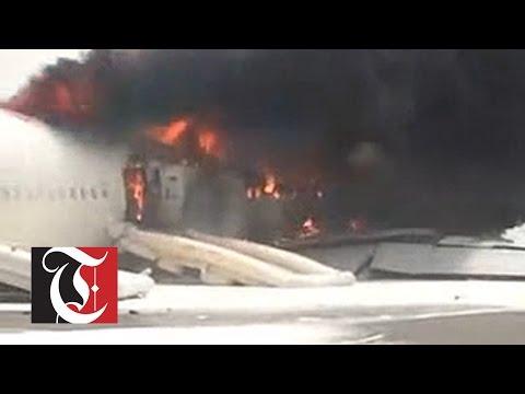 Dubai Plane Crash