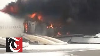 Dubai Plane Crash