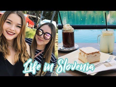 Favourite Slovenian Food & Embarrassing Photos | Slovenia Travel Vlog