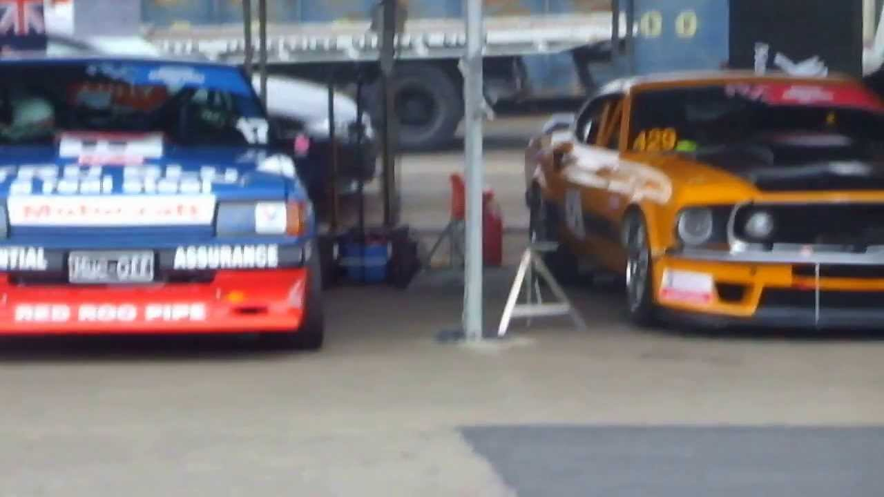 Djr Ford Xe Nz Central Muscle Cars Youtube