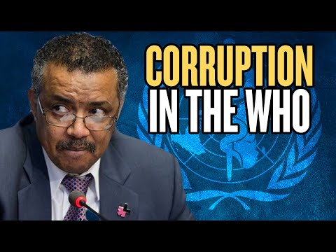 Corruption In The WHO