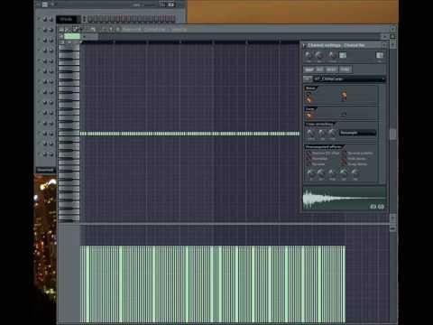 Lil Wayne - Lollipop  FlStudio Tutorial