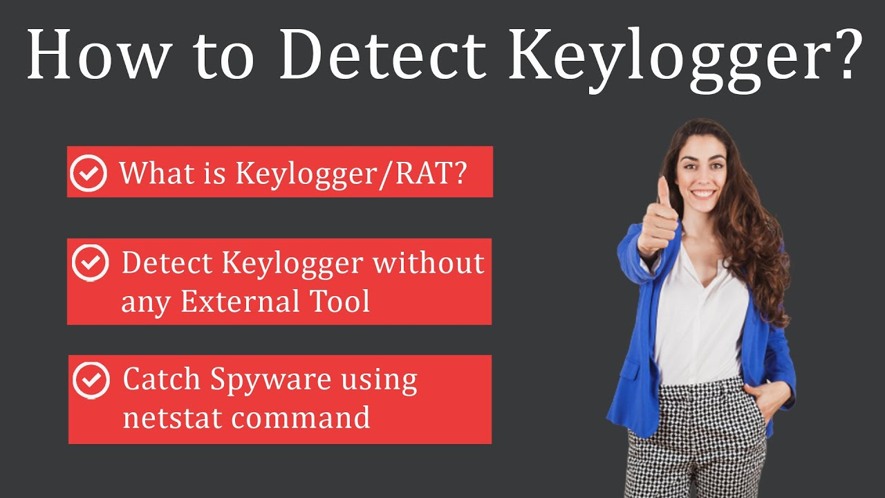 How To Detect Keylogger On Your Computer Rat Removal Guide Youtube
