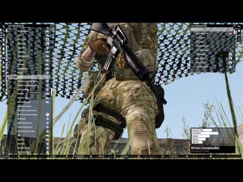 Arma 3 with FK 2017/1/31 Mission 1