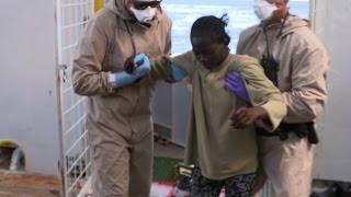Mediterranean: Nigerian Joy's Escape